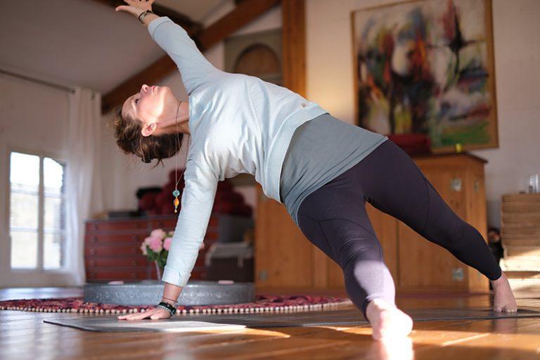 Diwali Yoga voor thuis